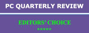 PCQ Editors Choice Logo